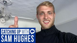 Catching Up With Sam Hughes