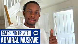 Catching Up With Admiral Muskwe