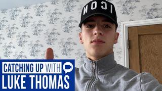 Catching Up With Luke Thomas