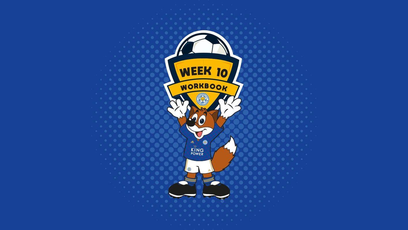 LCFC Juniors Workbooks - Week 10 Thumbnail