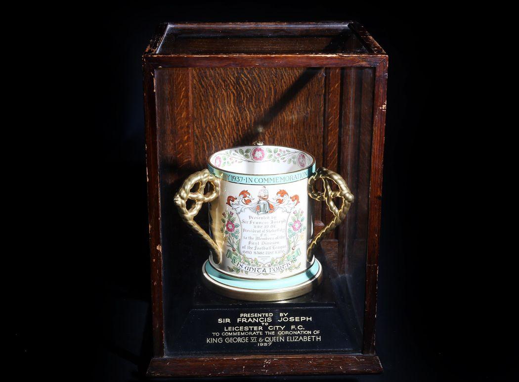 Coronation Loving Cup