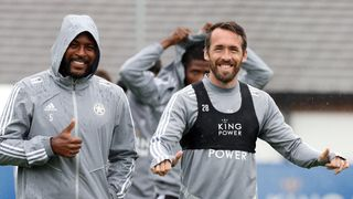 Wes Morgan & Christian Fuchs