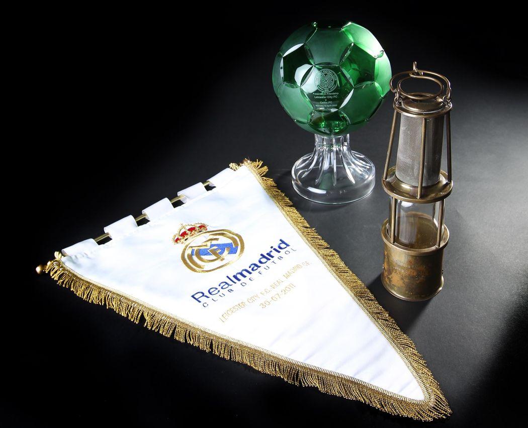 Real Madrid memorabilia