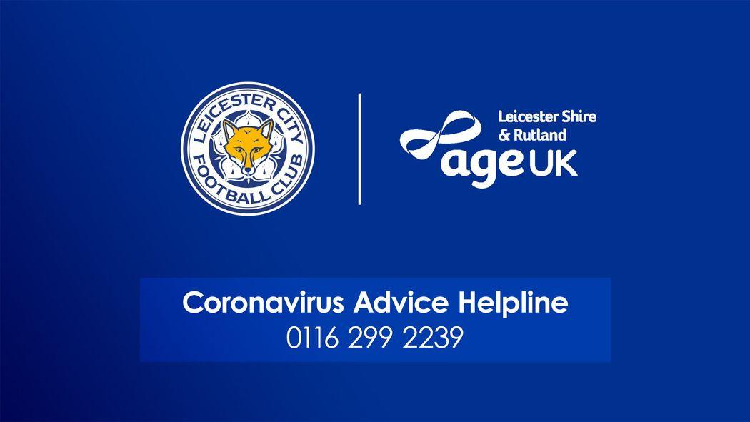 Age UK Leicester Shire & Rutland Helpline