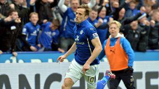 Leicester City 2 West Ham United 1 (4 April, 2015)