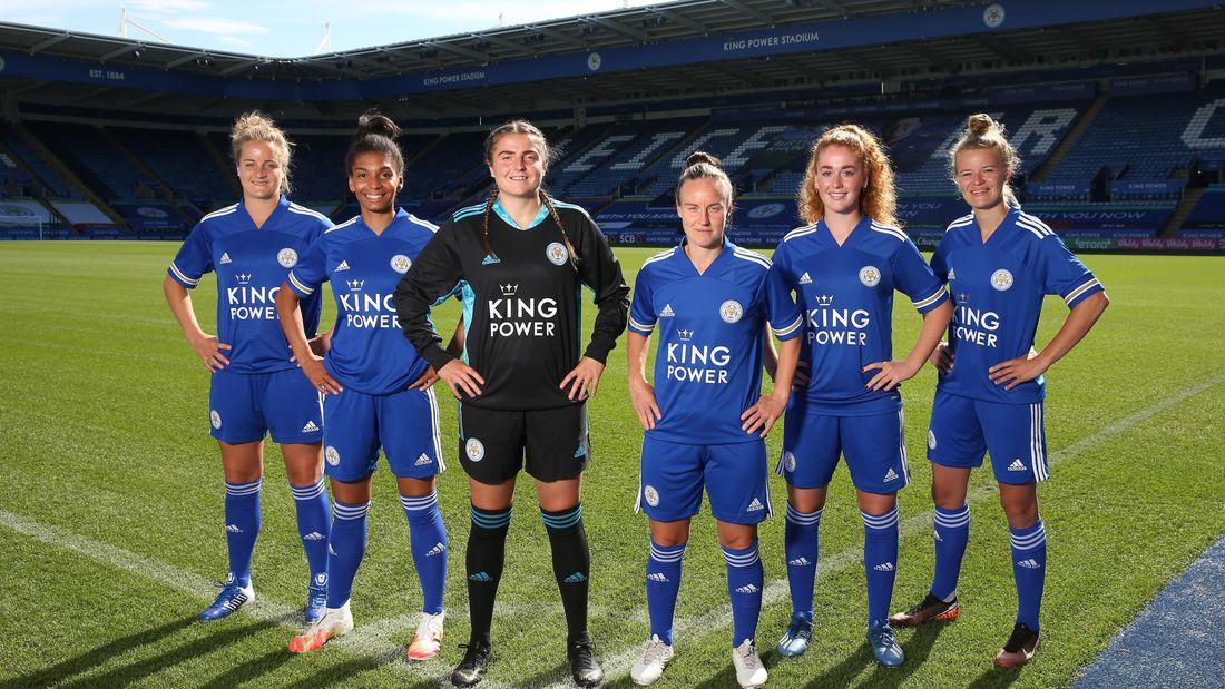 LCFC Women: Meet The 2020/21 Squad