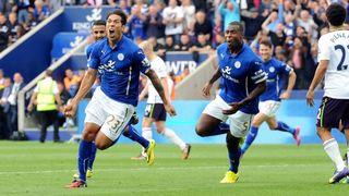 Leicester City vs. Everton