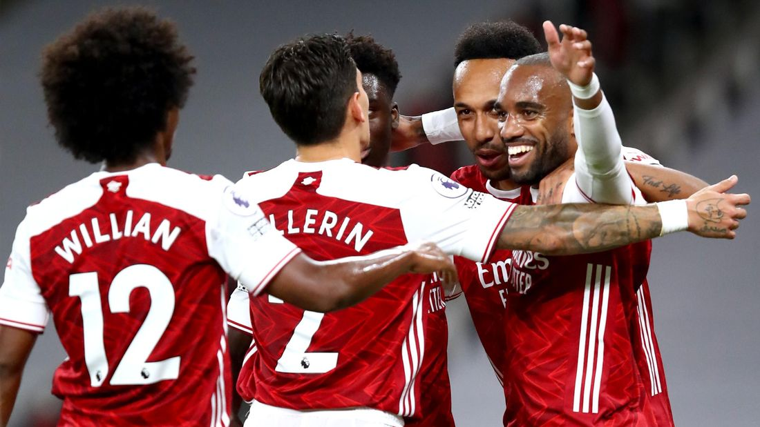 Arsenal's Confidence Is Very High'