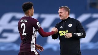 James Justin & Brendan Rodgers
