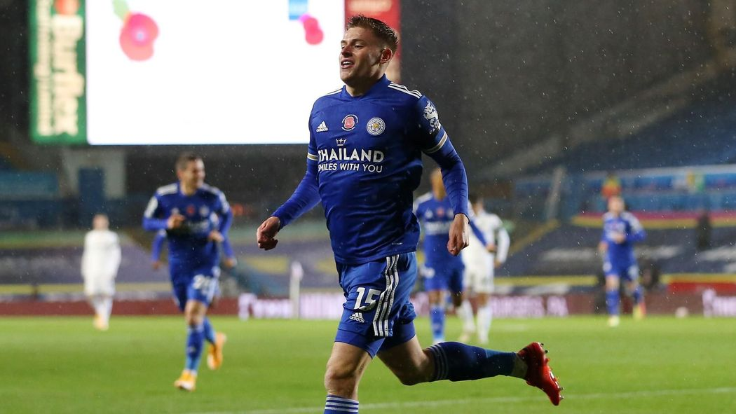 Leeds United 1 Leicester City 4