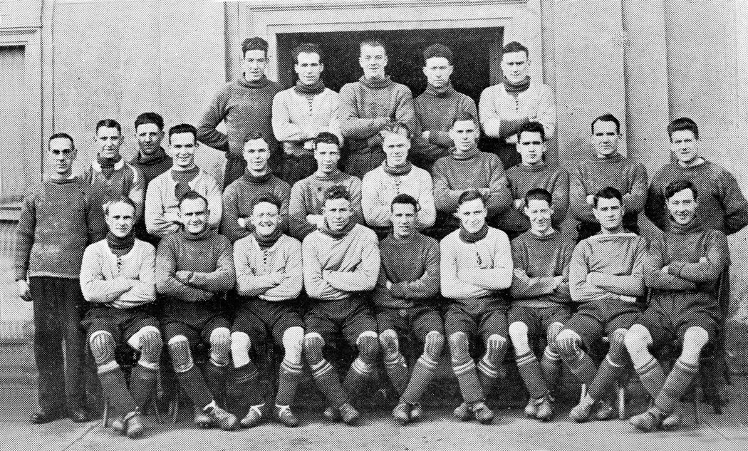 Leicester City 1932
