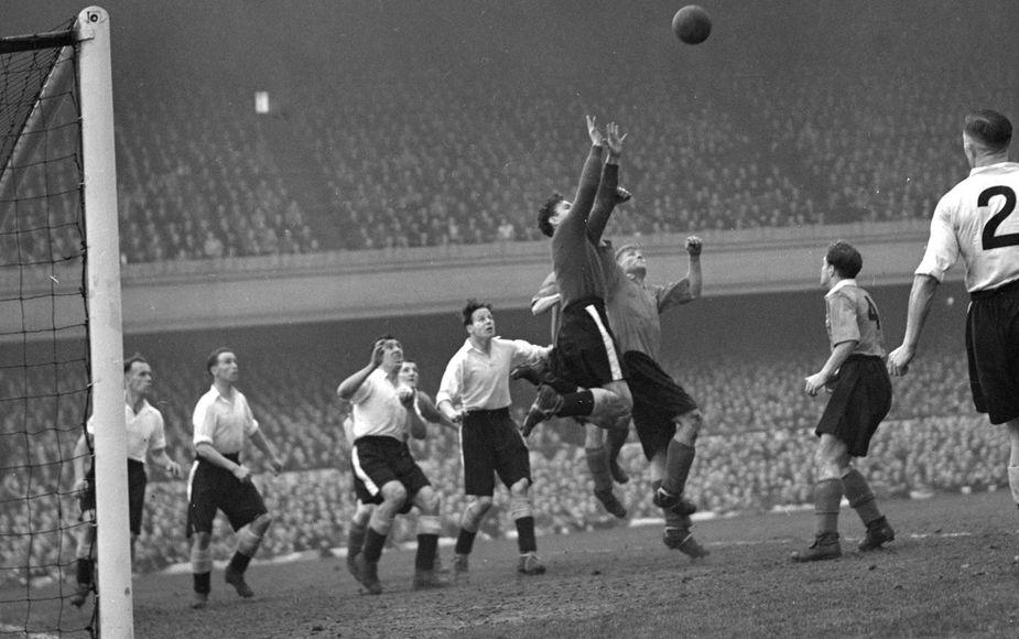 City vs. Portsmouth in the FA Cup Semi-Final