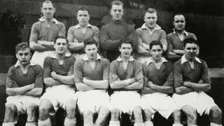 1940/41 Leicester City team