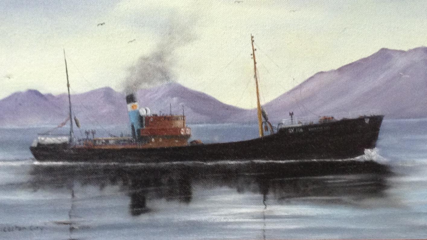 HMS Leicester City