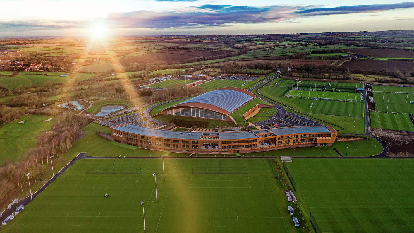 Leicester City Football Club Training Ground