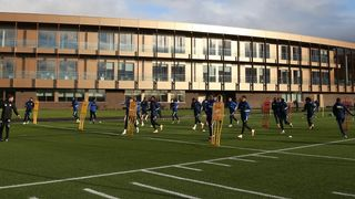 Leicester City Football Club Training Ground