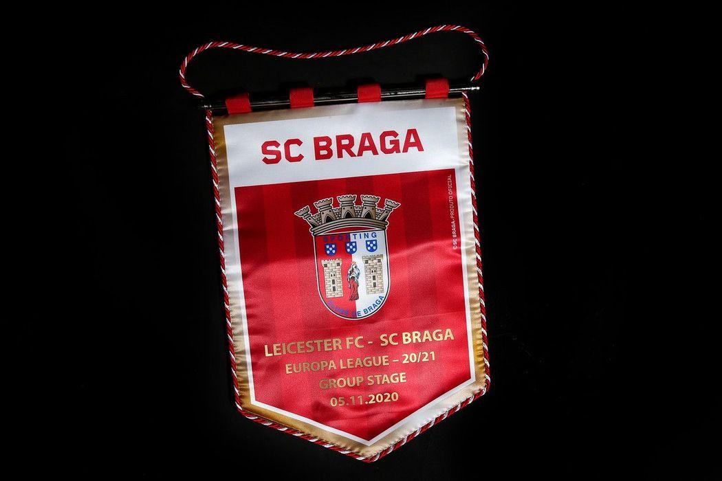 SC Braga pennant