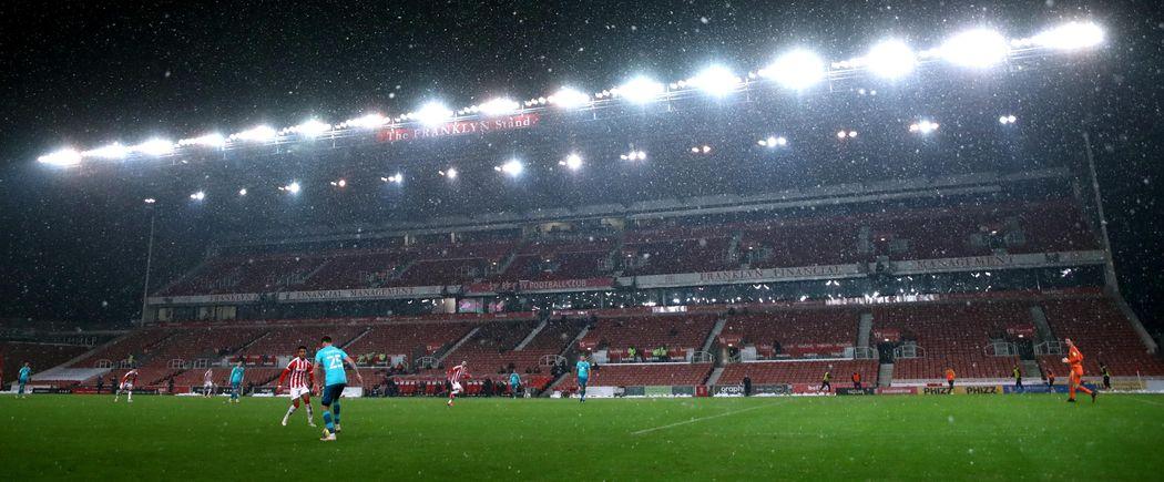 The bet365 Stadium