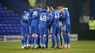 Leicester City's Development Squad