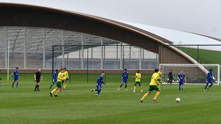 LCFC U18s at LCFC Training Ground