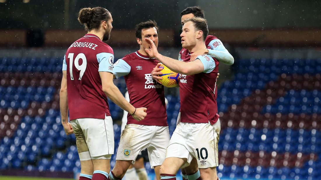 You Can Never Write Burnley Off'