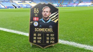 Kasper Schmeichel FIFA Shield