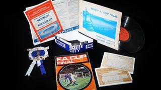 1969 FA Cup mementos