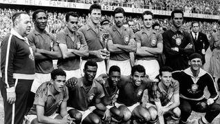 Didi and Brazil team