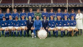 Leicester City 1971/72