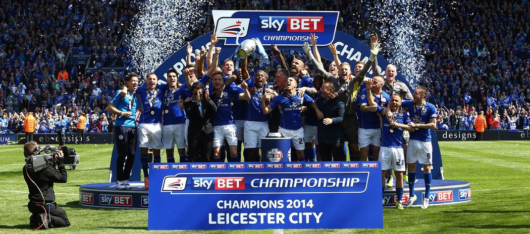 Leicester City: Championship champions