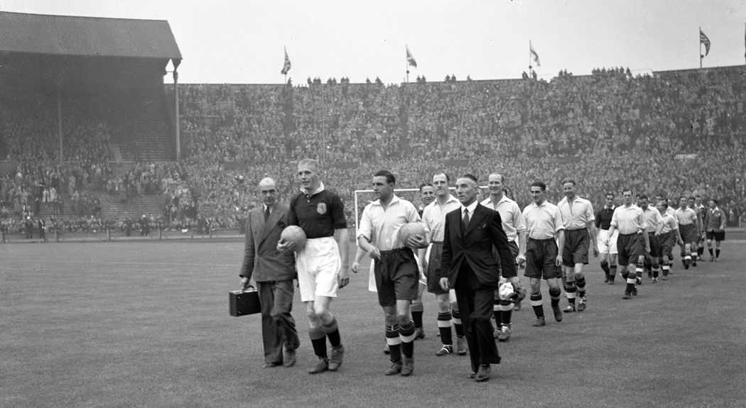 England vs. Scotland, October 1941