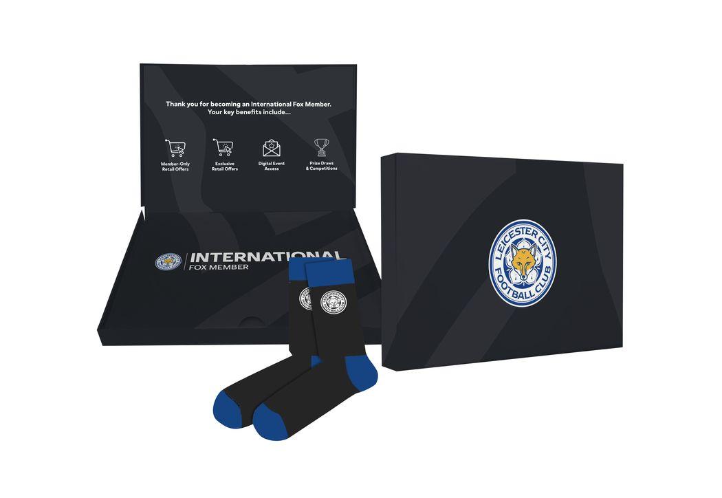 2021/22 International Membership pack
