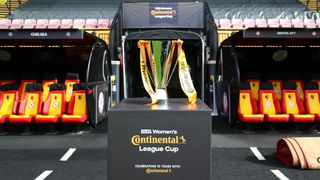 FA Women's Continental Tyres League Cup Trophy