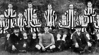 Newcastle United, 1910