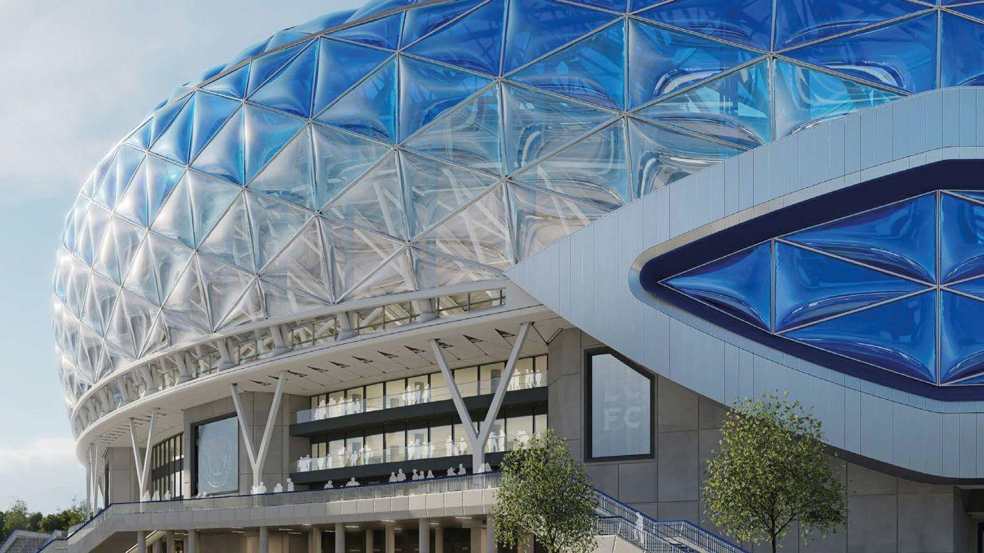 Stadium Expansion