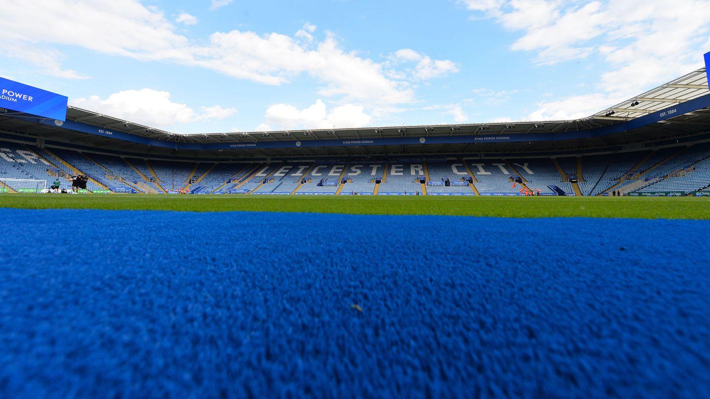 King Power Stadium pitch renovation