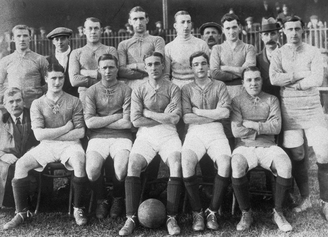 Leicester City 1914/15