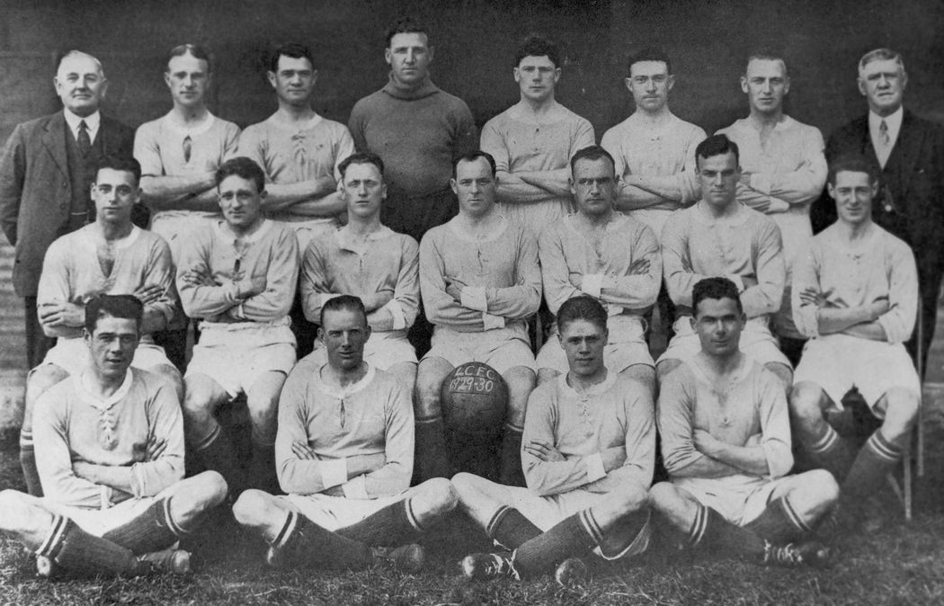 Leicester City 1929/30