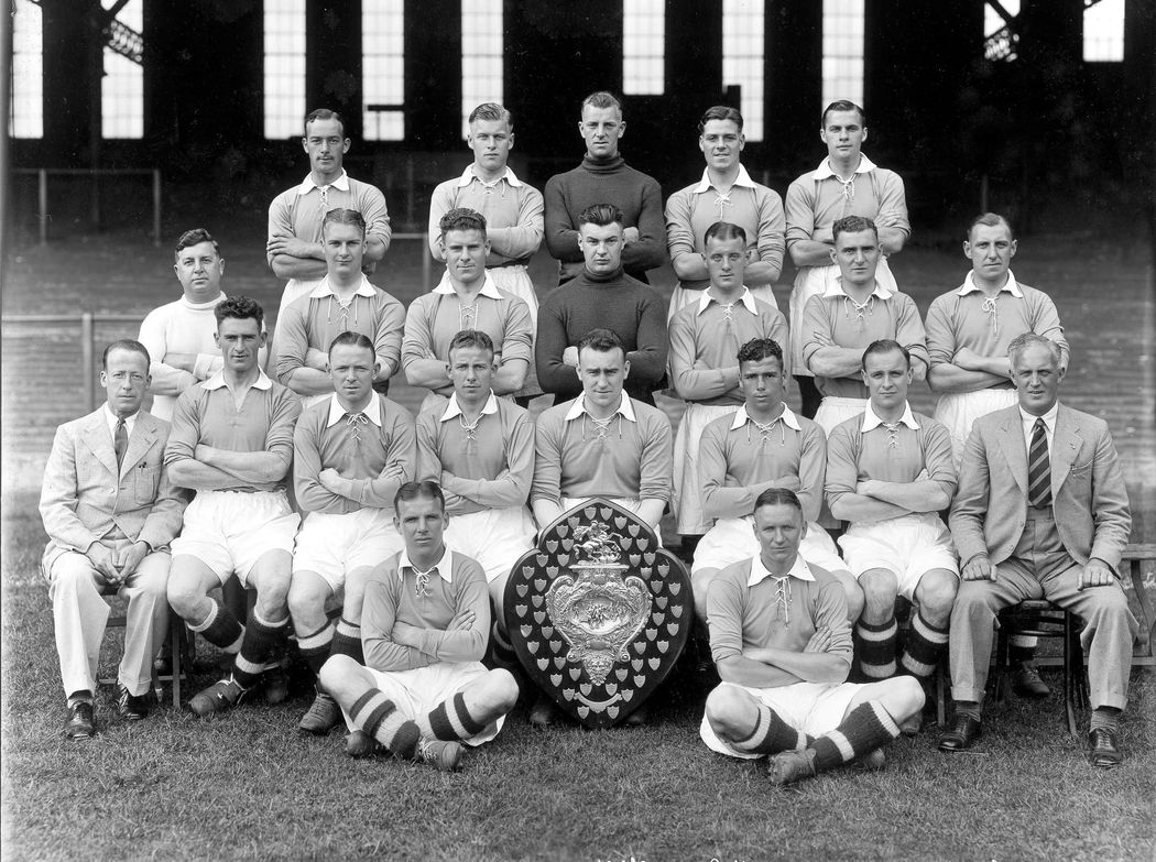 Leicester City 1937/38