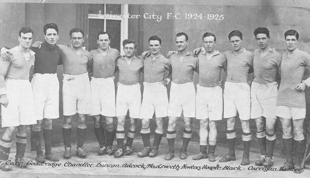 Leicester City 1924/25