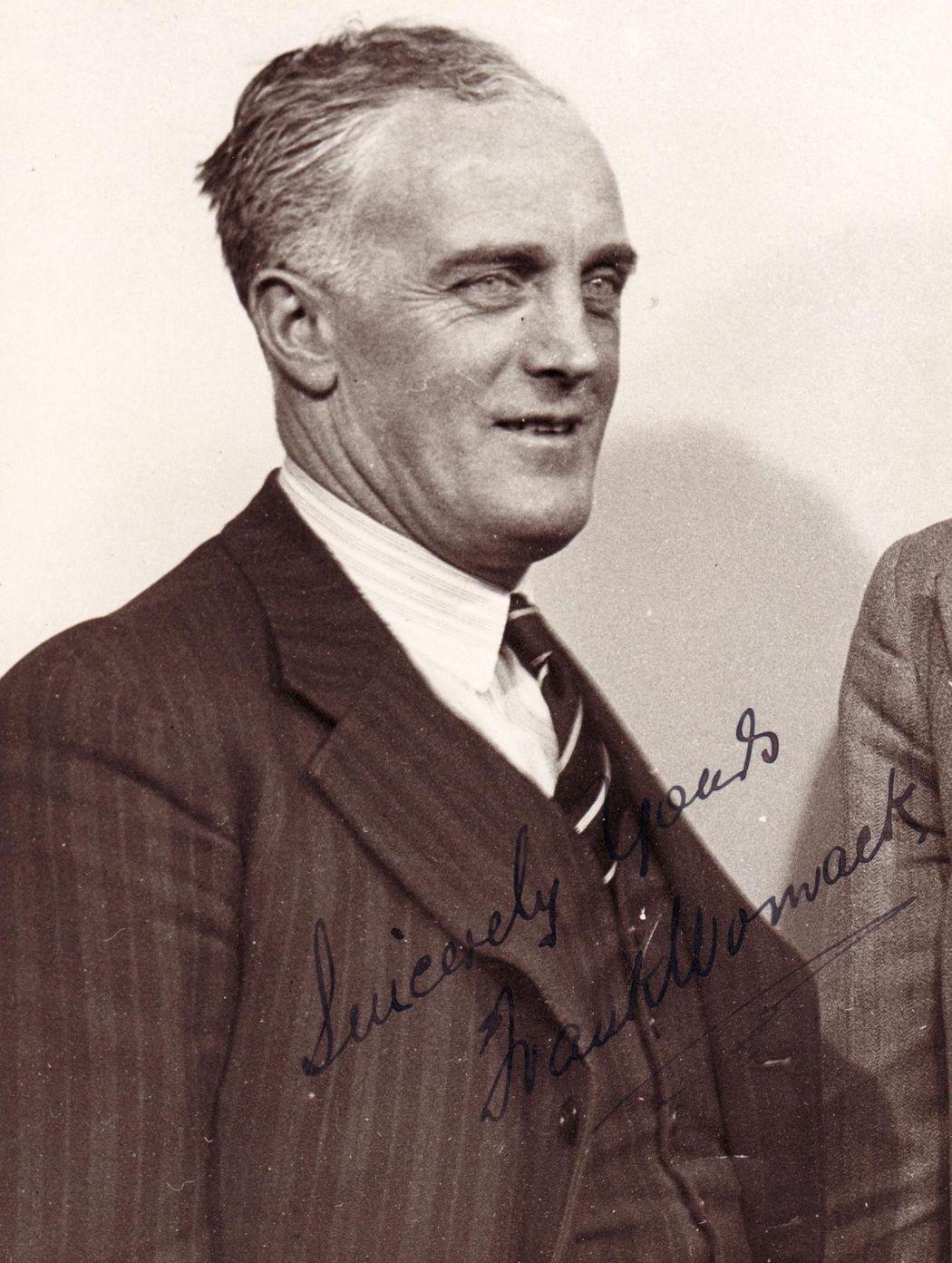 Frank Womack
