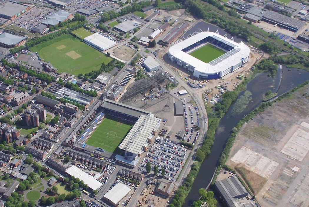 Filbert Street & King Power Stadium