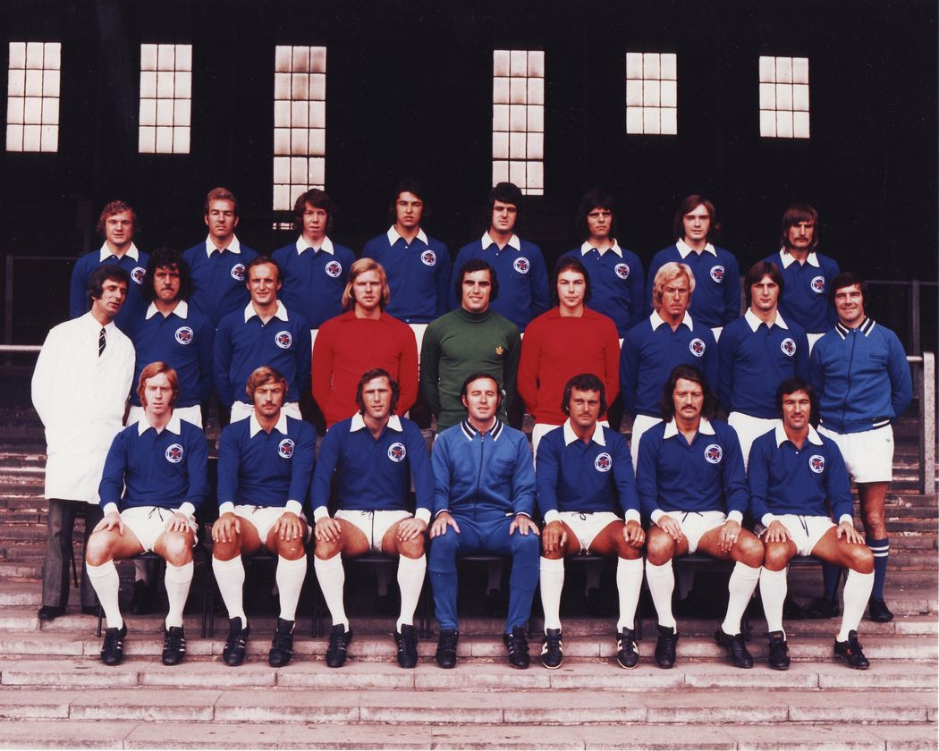 Leicester City 1973/74