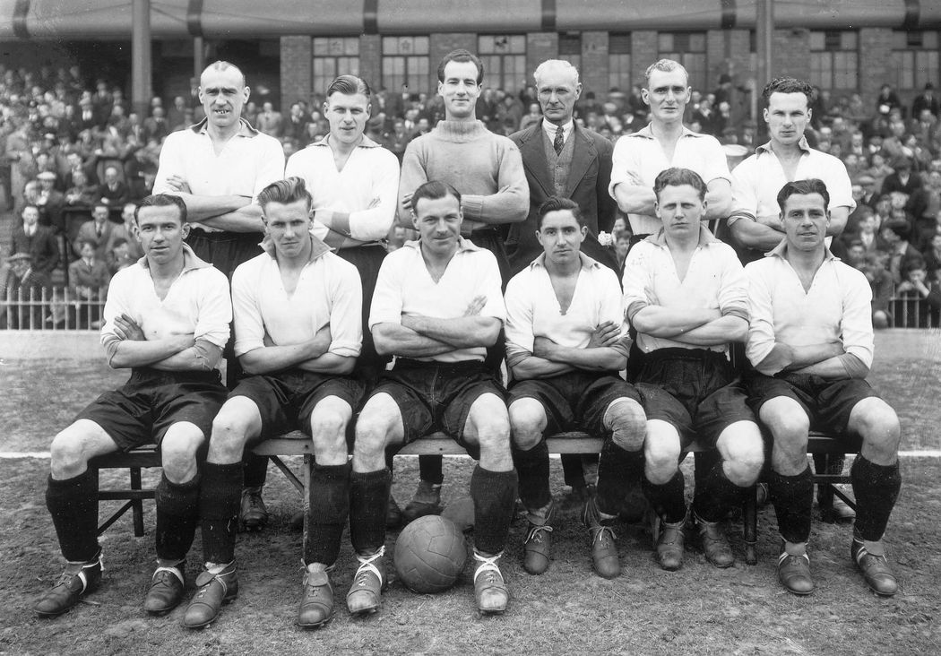 Leicester City 1945/46