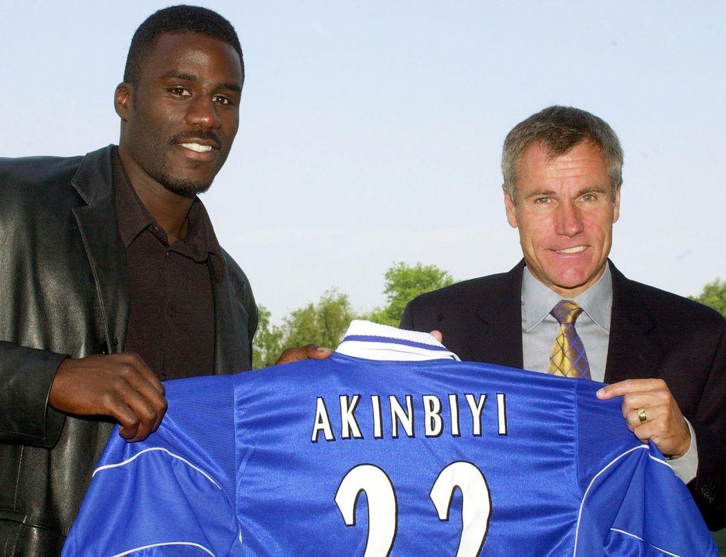 Ade Akinbiyi & Peter Taylor
