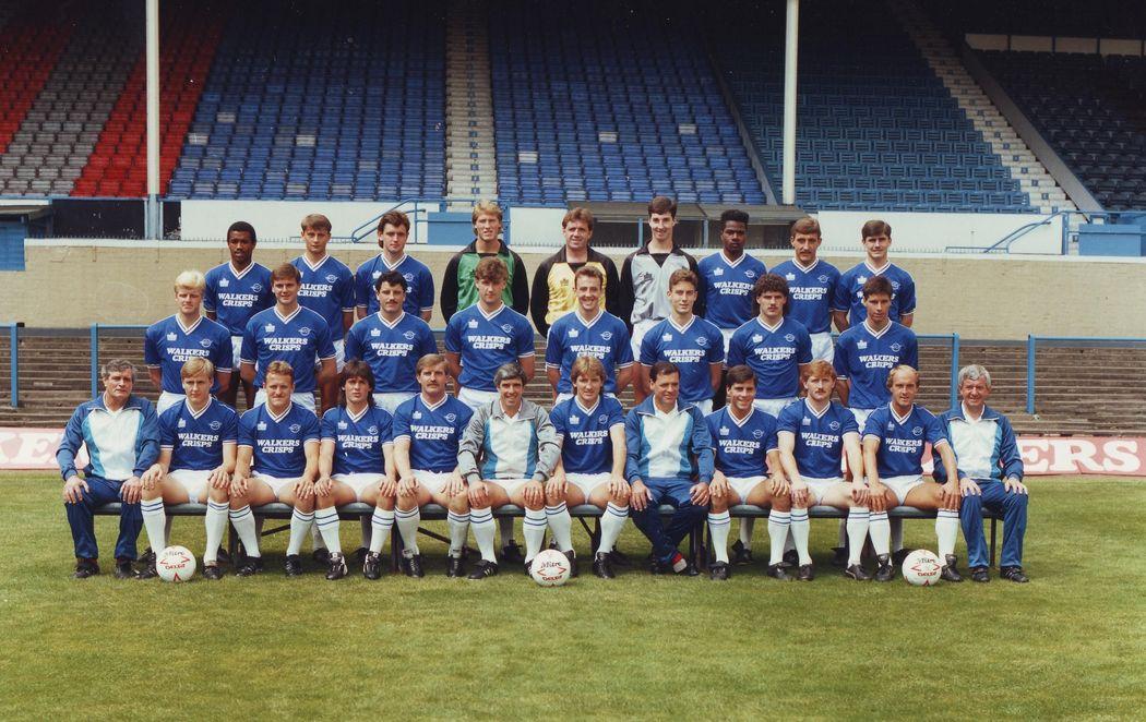 Bryan Hamilton's Leicester City