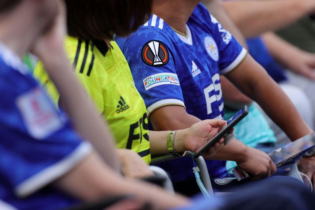 UEFA Europa League Sleeve Patch