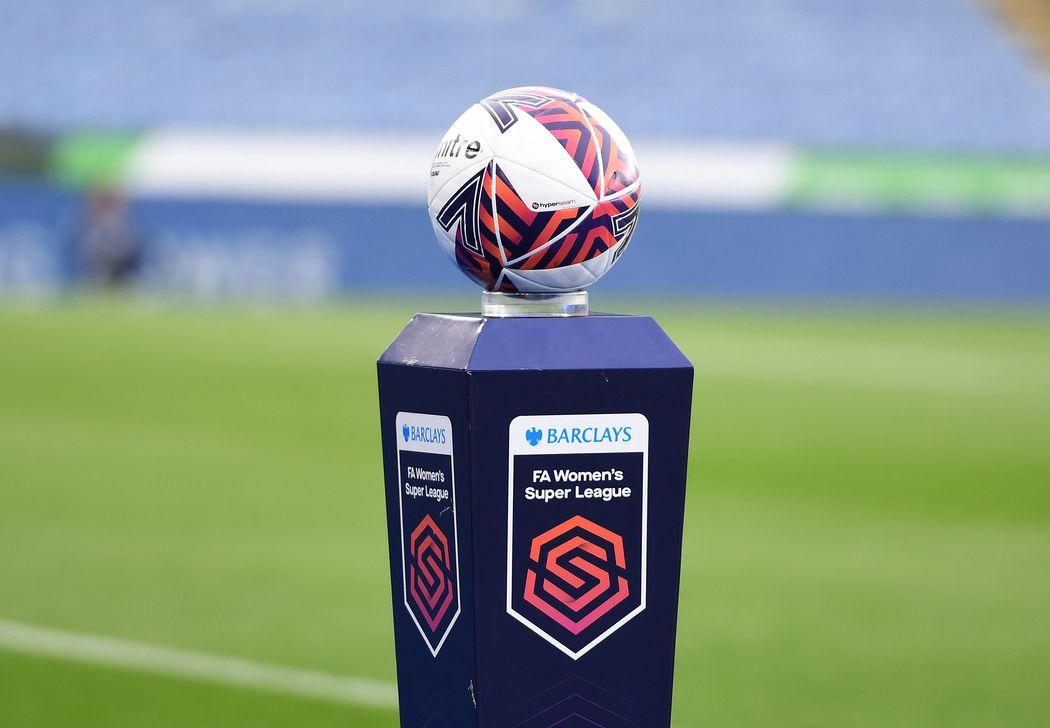 Barclays FA Women's Super League plinth