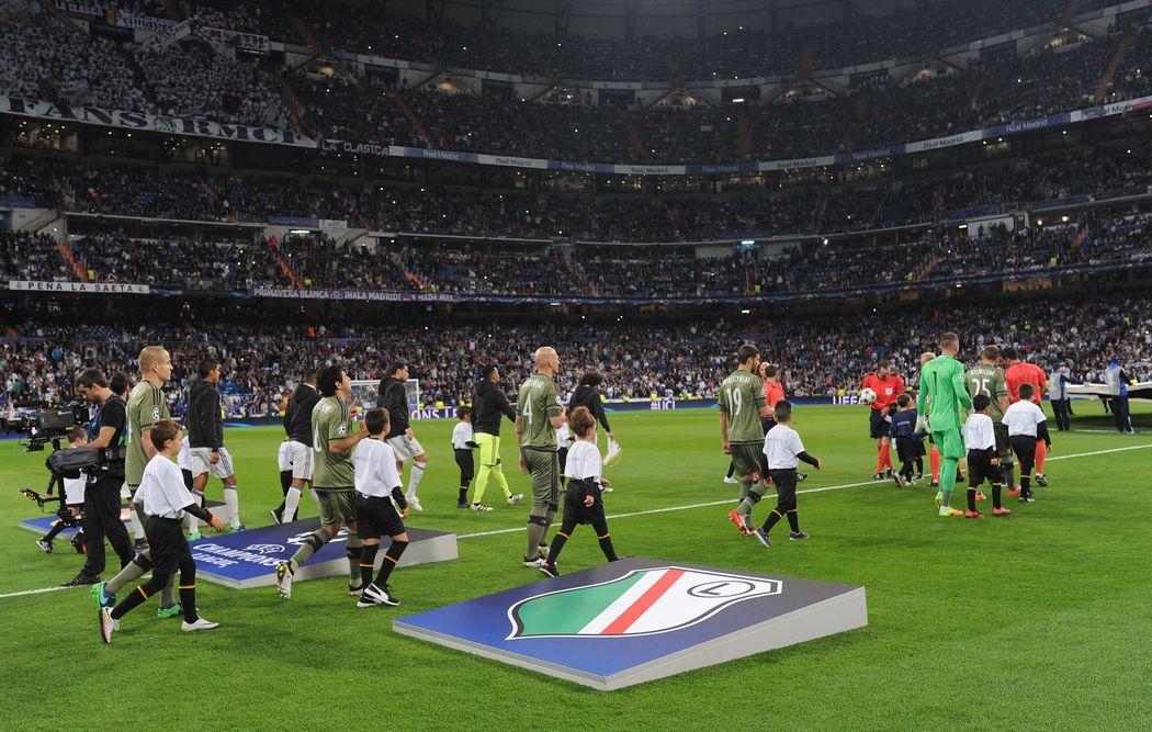 Facing Real Madrid