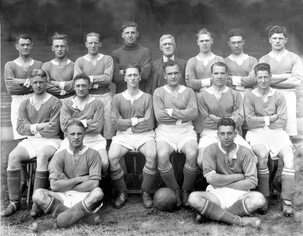 Leicester City 1930/31